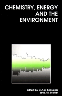Chemistry, Energy and the Environment - 1st Edition - ISBN: 9781855738010, 9781782424390