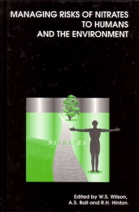 Managing Risks of Nitrates to Humans and the Environment - 1st Edition - ISBN: 9781855738089, 9781845693206