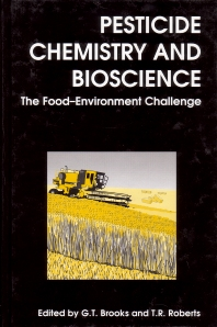 Cover image for Pesticide Chemistry and Bioscience