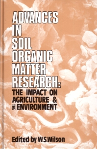 Cover image for Advances in Soil Organic Matter Research