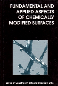 Fundamental and Applied Aspects of Chemically Modified Surfaces - 1st Edition - ISBN: 9781855738225, 9781845698591