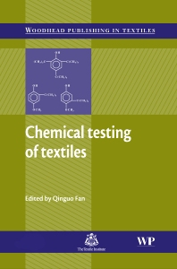 Chemical Testing of Textiles - 1st Edition - ISBN: 9781855739178, 9781845690694