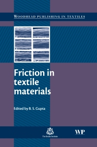 Friction in Textile Materials - 1st Edition - ISBN: 9781855739208, 9781845694722