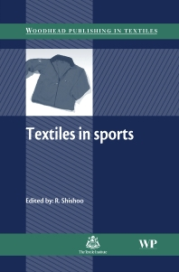 Cover image for Textiles in Sport