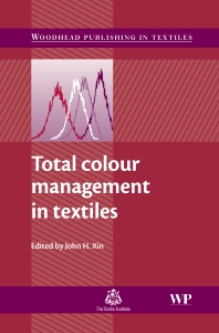 Cover image for Total Colour Management in Textiles