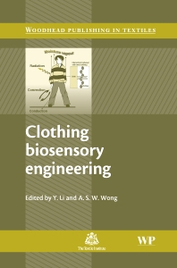 Clothing Biosensory Engineering - 1st Edition - ISBN: 9781855739253, 9781845691462