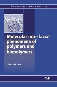 Cover image for Molecular Interfacial Phenomena of Polymers and Biopolymers
