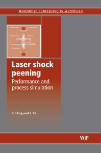 Cover image for Laser Shock Peening