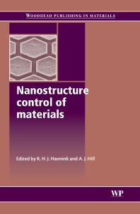 Cover image for Nanostructure Control of Materials