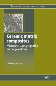 Cover image for Ceramic-Matrix Composites