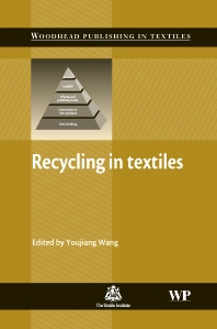 Cover image for Recycling in Textiles