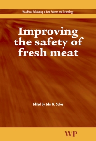 Cover image for Improving the Safety of Fresh Meat