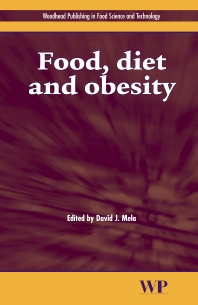 Food, Diet and Obesity - 1st Edition - ISBN: 9781855739581, 9781845690540