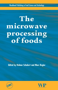 Cover image for The Microwave Processing of Foods