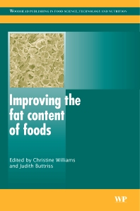 Cover image for Improving the Fat Content of Foods