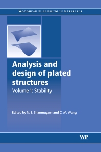 Cover image for Analysis and Design of Plated Structures