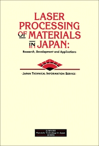 Laser Processing of Materials in Japan - 1st Edition - ISBN: 9781856170369, 9781483293981