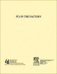 PCs in the Factory - 1st Edition - ISBN: 9781856170499, 9781483285016