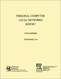 Personal Computer Local Networks Report - 1st Edition - ISBN: 9781856170932, 9781483295763