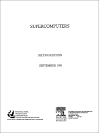 Supercomputers - 1st Edition - ISBN: 9781856171243, 9781483296197