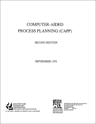 Cover image for Computer Aided Process Planning (CAPP)