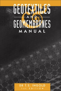 Cover image for Geotextiles and Geomembranes Handbook