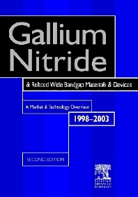 Gallium Nitride and Related Wide Bandgap Materials and Devices - 2nd Edition - ISBN: 9781856173636, 9780080532301