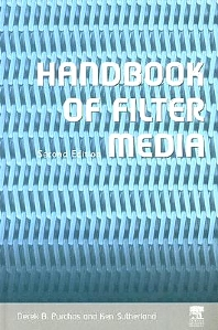 Cover image for Handbook of Filter Media