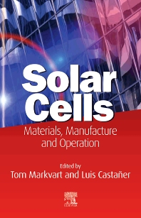 Cover image for Solar Cells