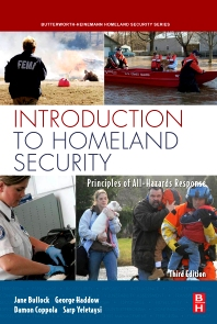 Introduction to Homeland Security - 3rd Edition - ISBN: 9781856175098, 9780080949529