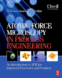 Cover image for Atomic Force Microscopy in Process Engineering