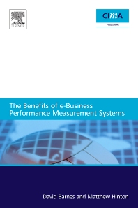 Cover image for The benefits of e-business performance measurement systems