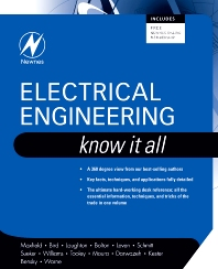 Electrical Engineering: Know It All, 1st Edition,Clive Maxfield,John Bird,Tim Williams,Walt Kester,Dan Bensky,ISBN9781856175289