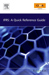 Cover image for IFRS: A Quick Reference Guide