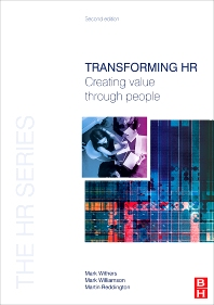Transforming HR - 2nd Edition - ISBN: 9781856175463