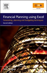 Cover image for Financial Planning Using Excel