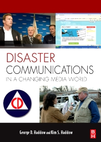 Cover image for Disaster Communications in a Changing Media World