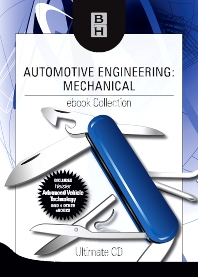 Automotive Engineering: Mechanical ebook Collection, 1st Edition,A. J. MARTYR,Hans Pacejka,T.  K. Garrett,Heinz Heisler,ISBN9781856175708