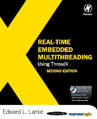Real-Time Embedded Multithreading Using ThreadX - 2nd Edition - ISBN: 9781856176019