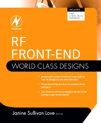 Cover image for RF Front-End: World Class Designs