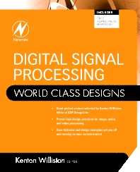 Cover image for Digital Signal Processing: World Class Designs