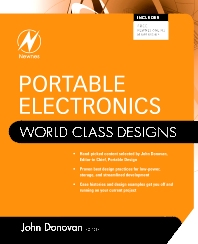 Cover image for Portable Electronics: World Class Designs