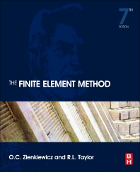 The Finite Element Method Set, 7th Edition,Olek Zienkiewicz,Robert Taylor,ISBN9781856176309