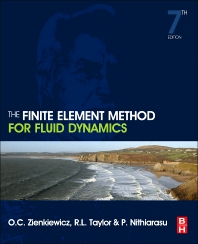 Cover image for The Finite Element Method for Fluid Dynamics