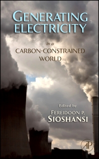 Generating Electricity in a Carbon-Constrained World, 1st Edition,Fereidoon Sioshansi,ISBN9781856176552