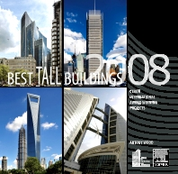 Best Tall Buildings 2008, 1st Edition,Antony Wood,ISBN9781856176743