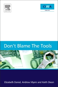 Cover image for Don't Blame the Tools