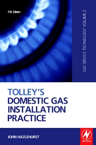 Tolley's Domestic Gas Installation Practice - 5th Edition - ISBN: 9781856176835