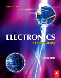 Electronics: A First Course - 3rd Edition - ISBN: 9781856176958