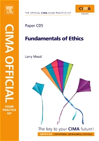 CIMA Official Exam Practice Kit Fundamentals of  Ethics, Corporate Governance & Business Law
